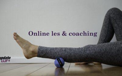 Online les & coaching: alles wat je moet weten